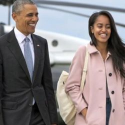 President Barack Obama's eldest daughter Malia has decided she will take a year off before attending Harvard in 2017. Online commenters responded with racist vitriol.
