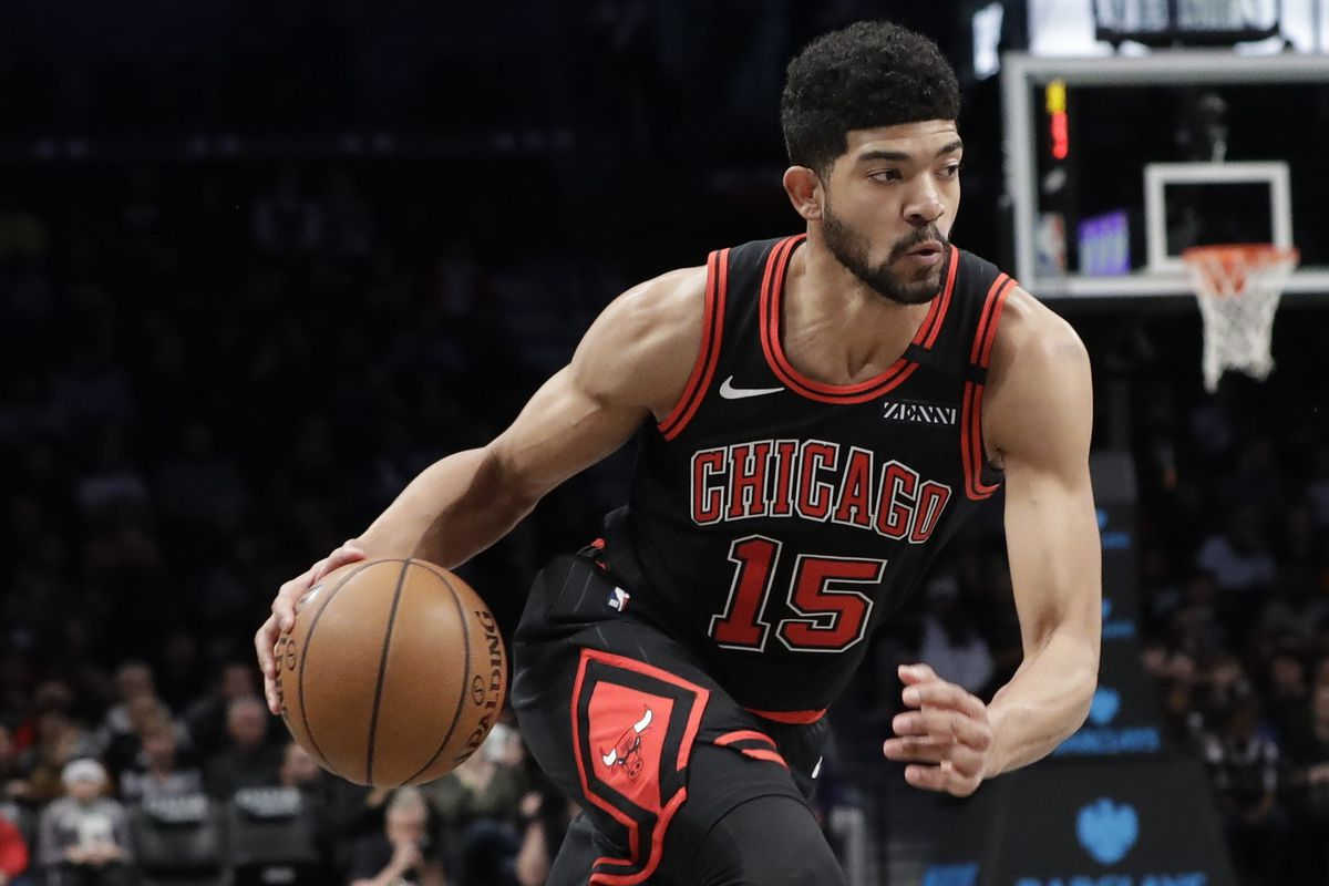 Through his first two seasons, the Bulls' Chandler Hutchison has played in just 72 games, sidelined the rest of the time with a bad foot, a hamstring issue, and the latest, a shoulder that required season-ending surgery.