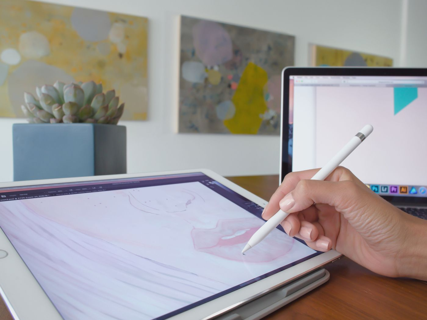 apps to use with apple pencil