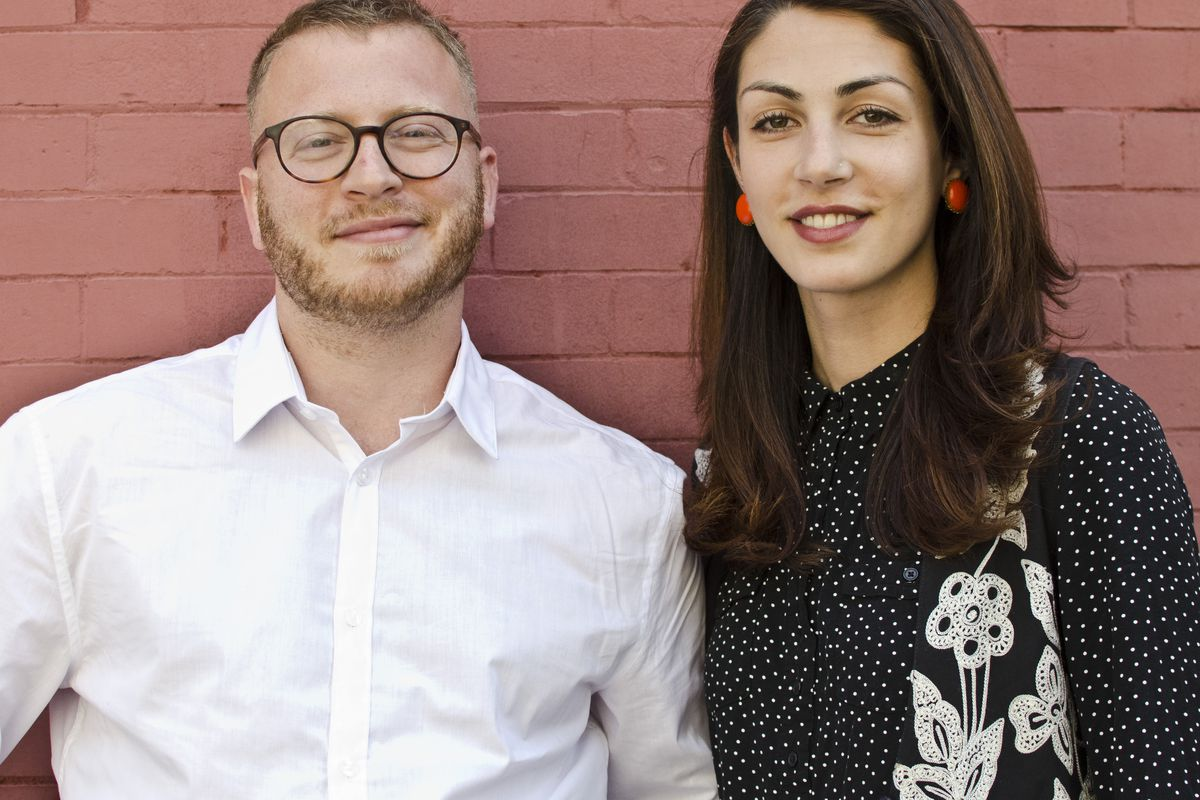Josh Lewin and Katrina Jazayeri