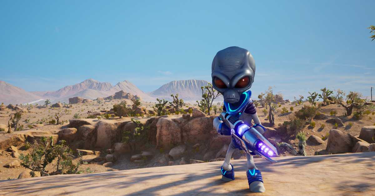 DH Win64 Shipping Screenshot 2020.07.26   13.09.25.88 - Destroy All Humans! review: an A+ remaster of a B+ game