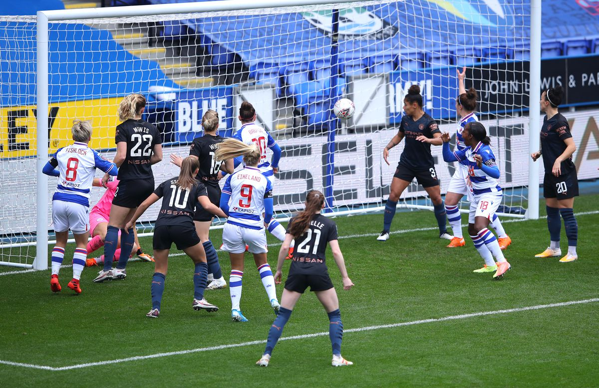 Reading Women v Manchester City Women - Barclays FA Women's Super League