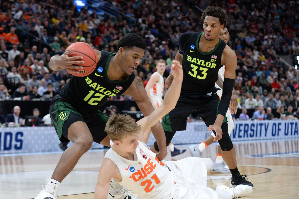 Believe in Threes: Baylor Beats Syracuse 78-69
