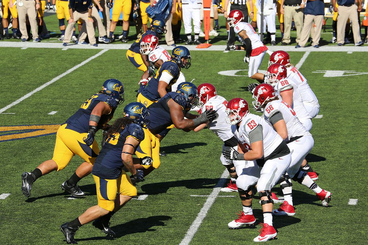 Cal defensive line 2014 won't look like its 2013 version