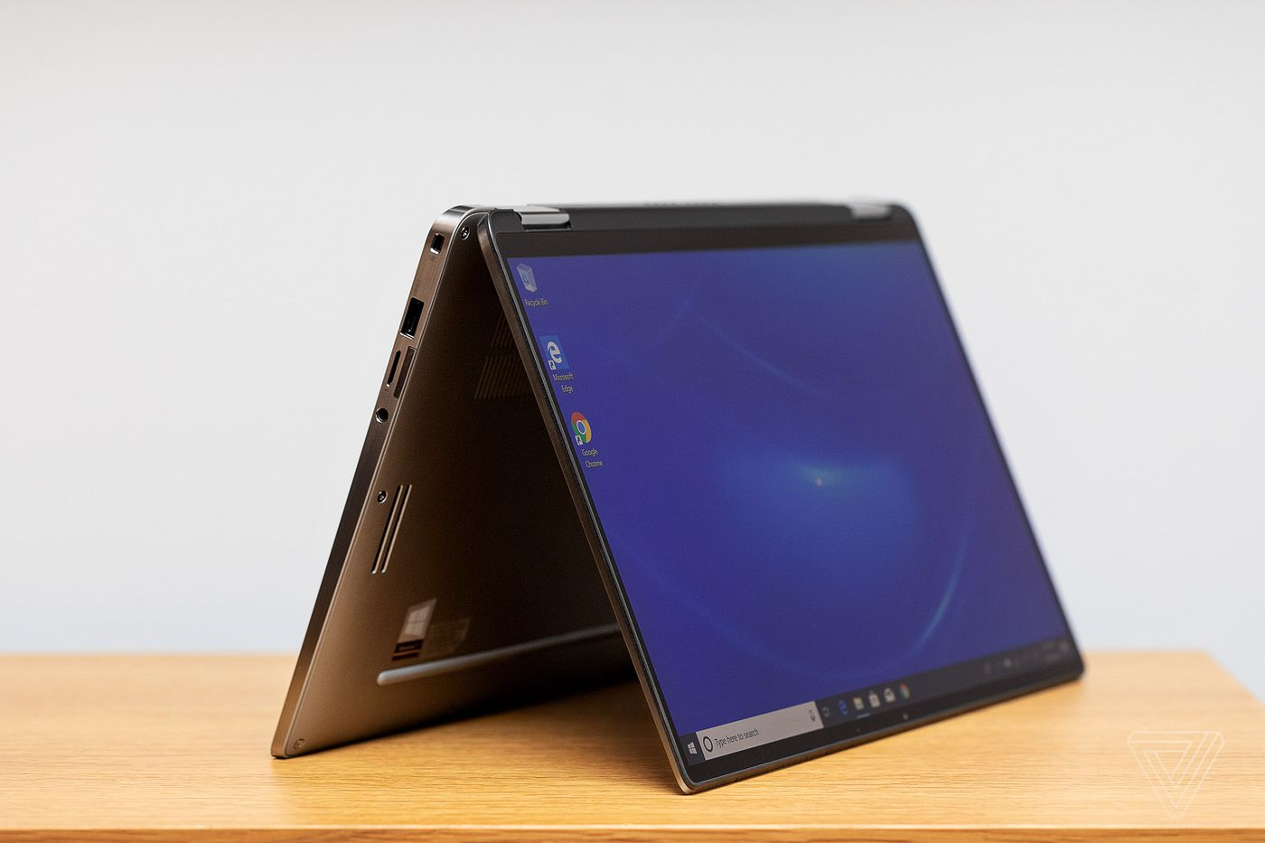 Dell's new Latitude 7400 2-in-1 business laptop logs you in