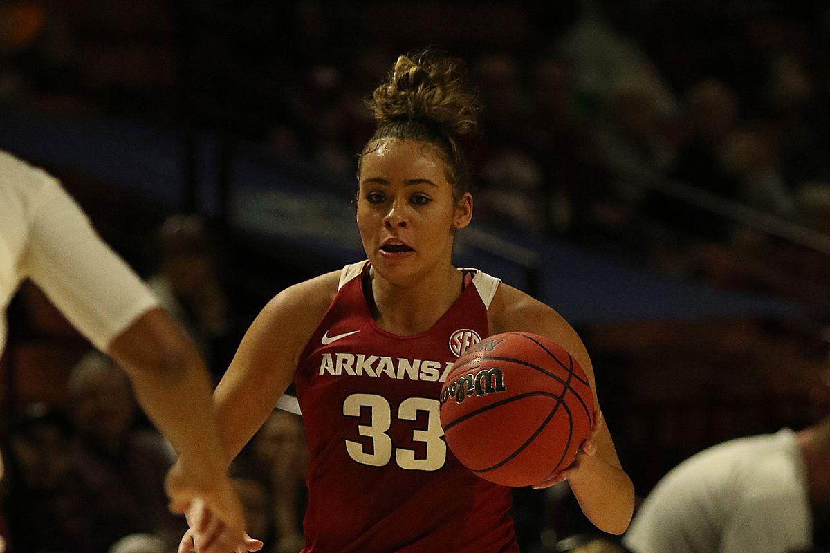 COLLEGE BASKETBALL: MAR 05 SEC Women's Tournament - Arkansas vs Texas A&M