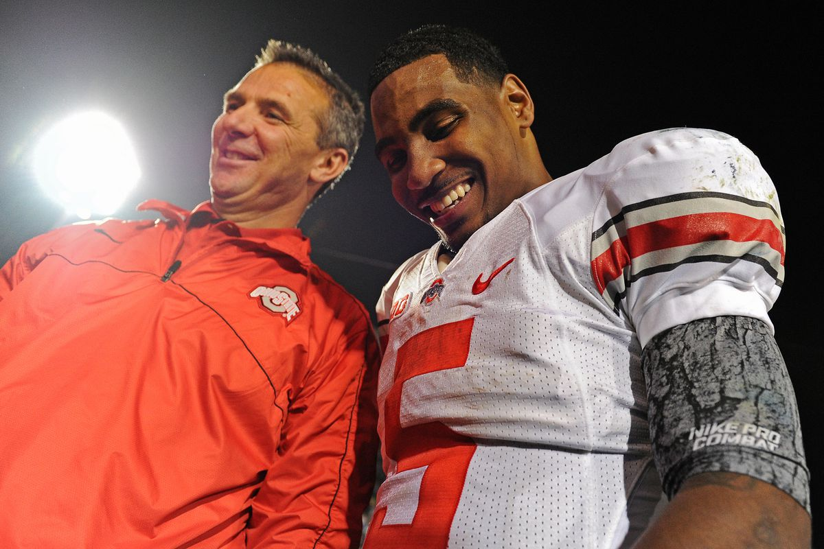 College football is back, and that is definitely something to smile about