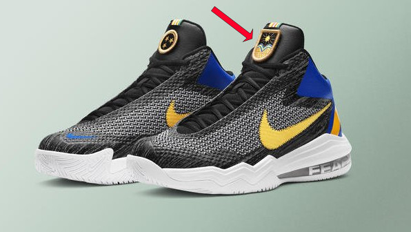 00acb577d670 Nike says the All-Star shoes will go on sale on Feb. 11. Or you can just  draw unibrows on your shoes right now.