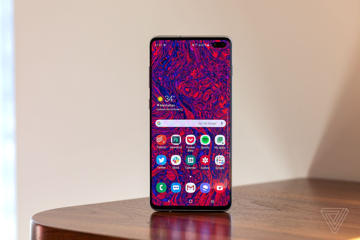 Get A 130 Gift Card With Samsung Galaxy S10 Preorder And Other