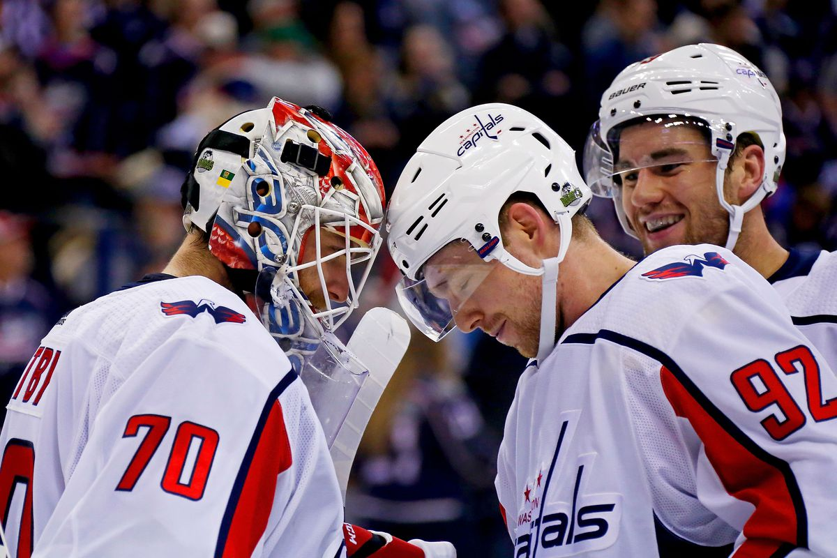 Everything suddenly seems possible for the Washington Capitals