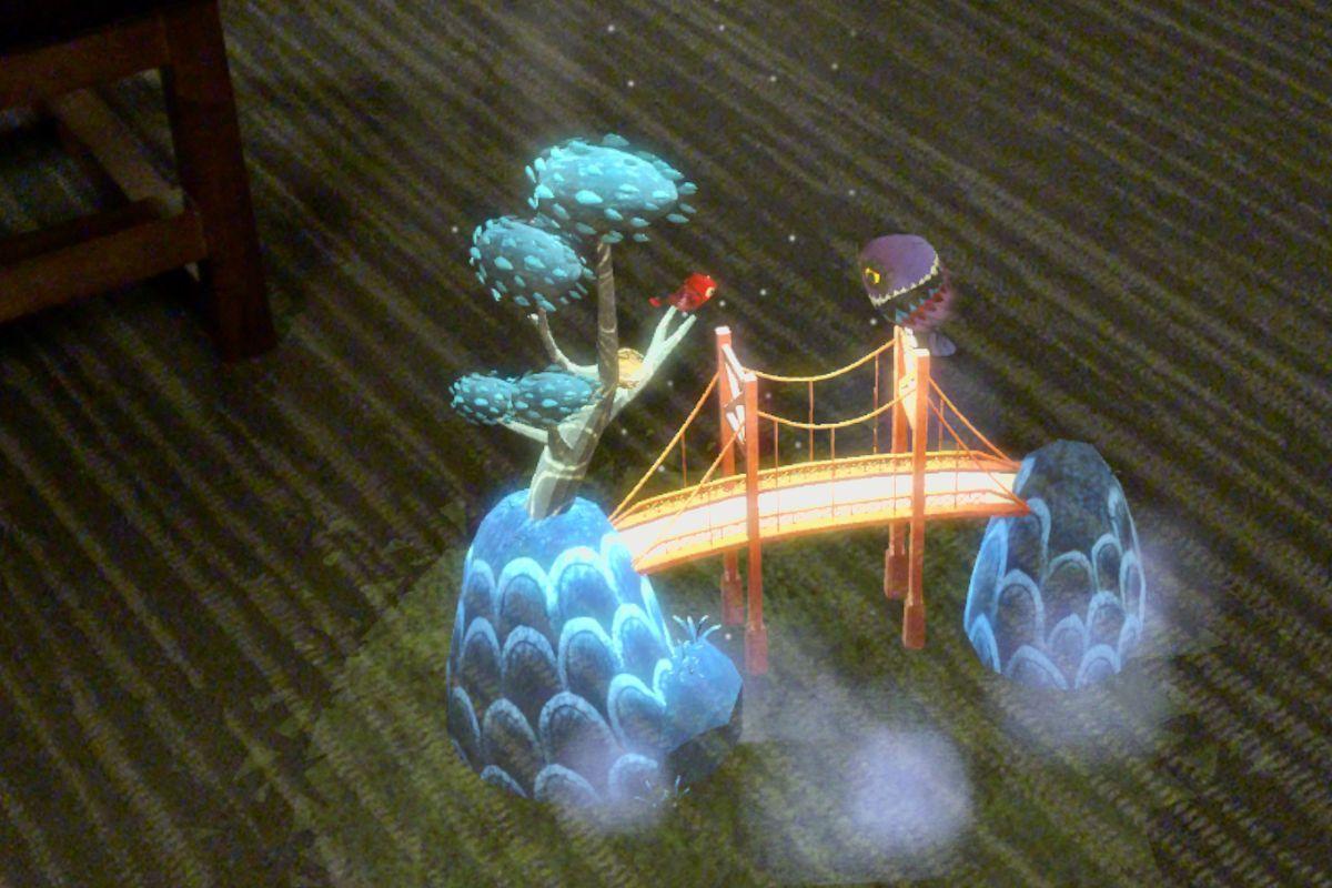 Luna Moondust Garden for Magic Leap