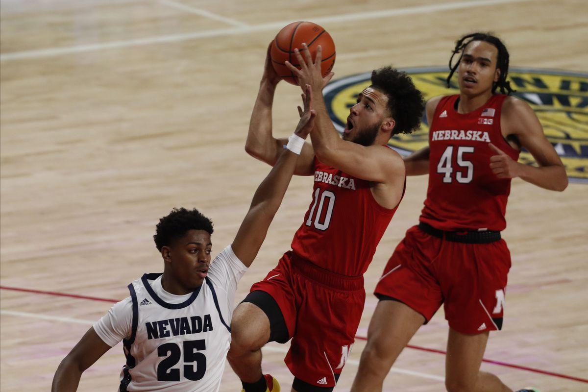 NCAA Basketball: Golden Window Classic-Nevada at Nebraska