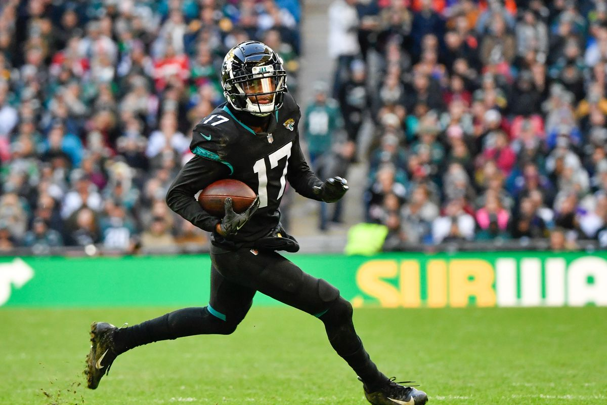 b96fc75b6379dd What are the Jaguars going to do at wide receiver in 2019? - Big Cat ...