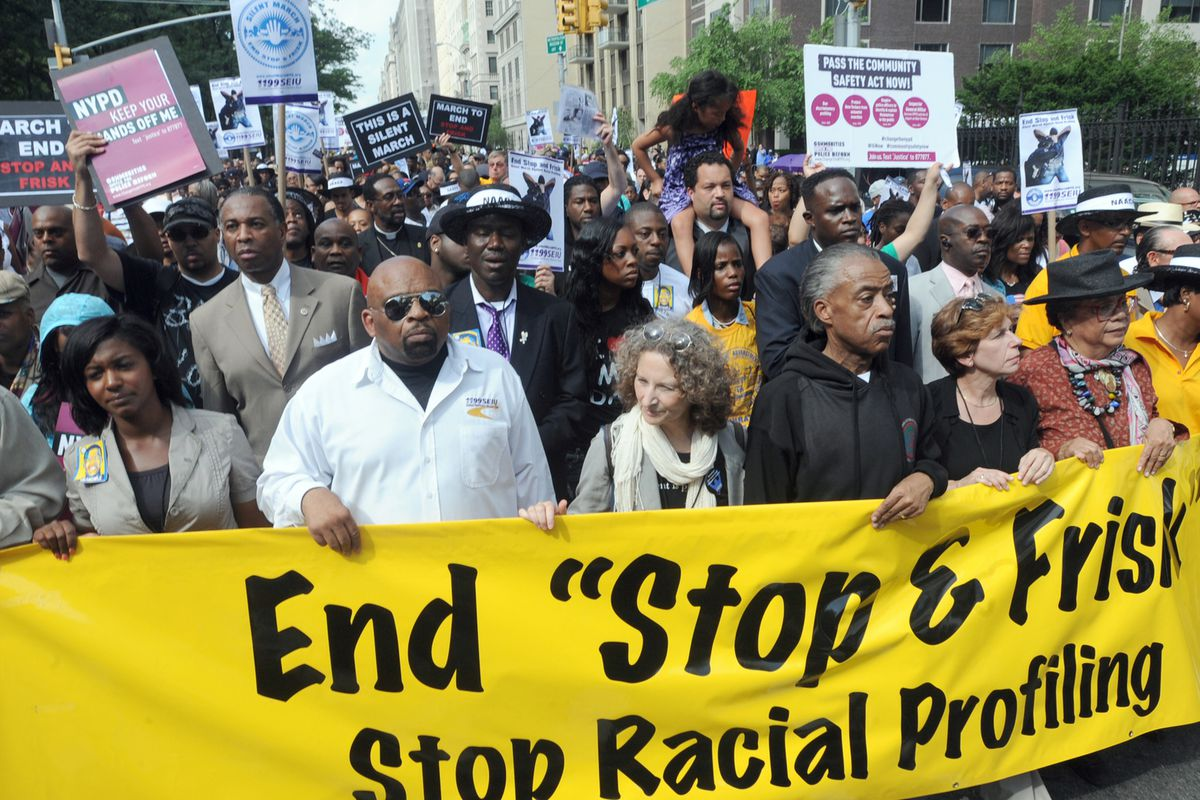 Unfortunately, whites are more likely to support stop-and-frisk when they're reminded of its racial impact.