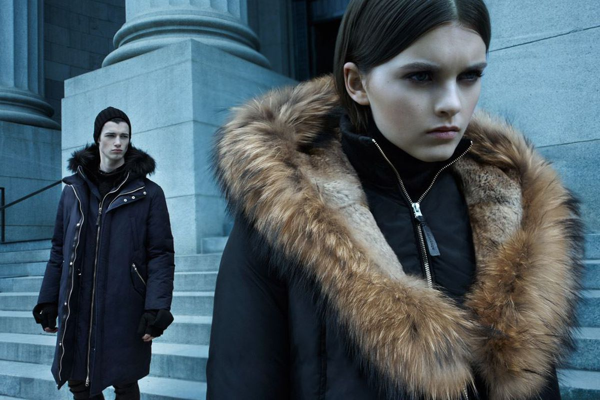 The Mackage Sample Sale Is Returning Before Winter's Deep Freeze ...