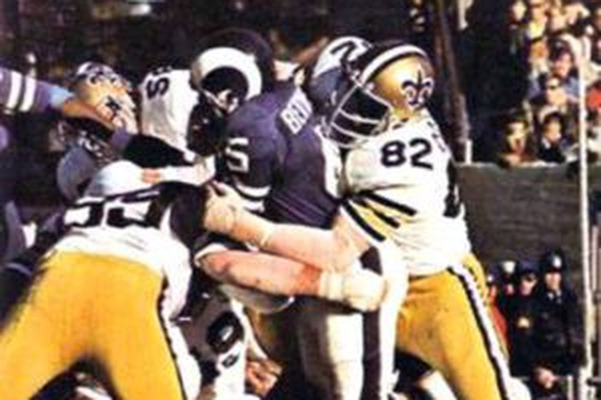2ddf911b Countdown to New Orleans Saints Kickoff: A History of No. 82 - Canal ...