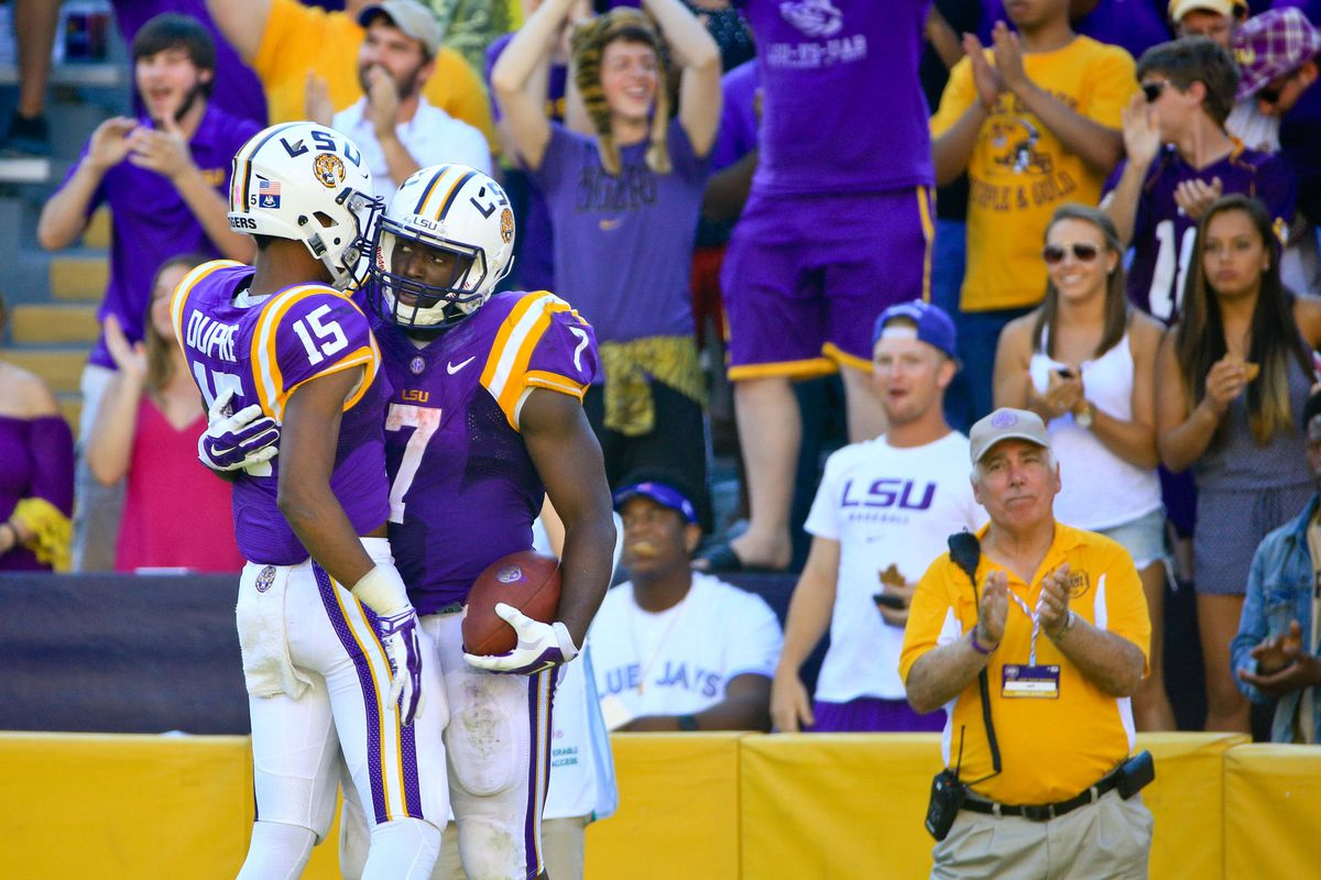 Time to step up. Not you, Fournette. The other guy.