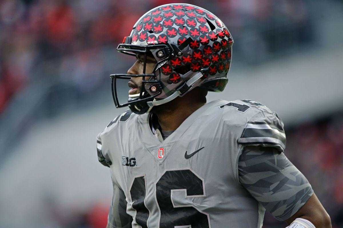 Ohio State Football Helmet Nike Shoes