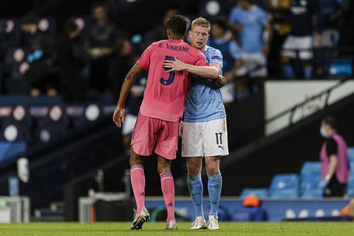 Manchester City v Real Madrid - UEFA Champions League Round of 16: Second Leg