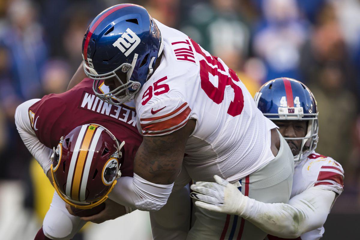 New York Giants vWashington Redskins