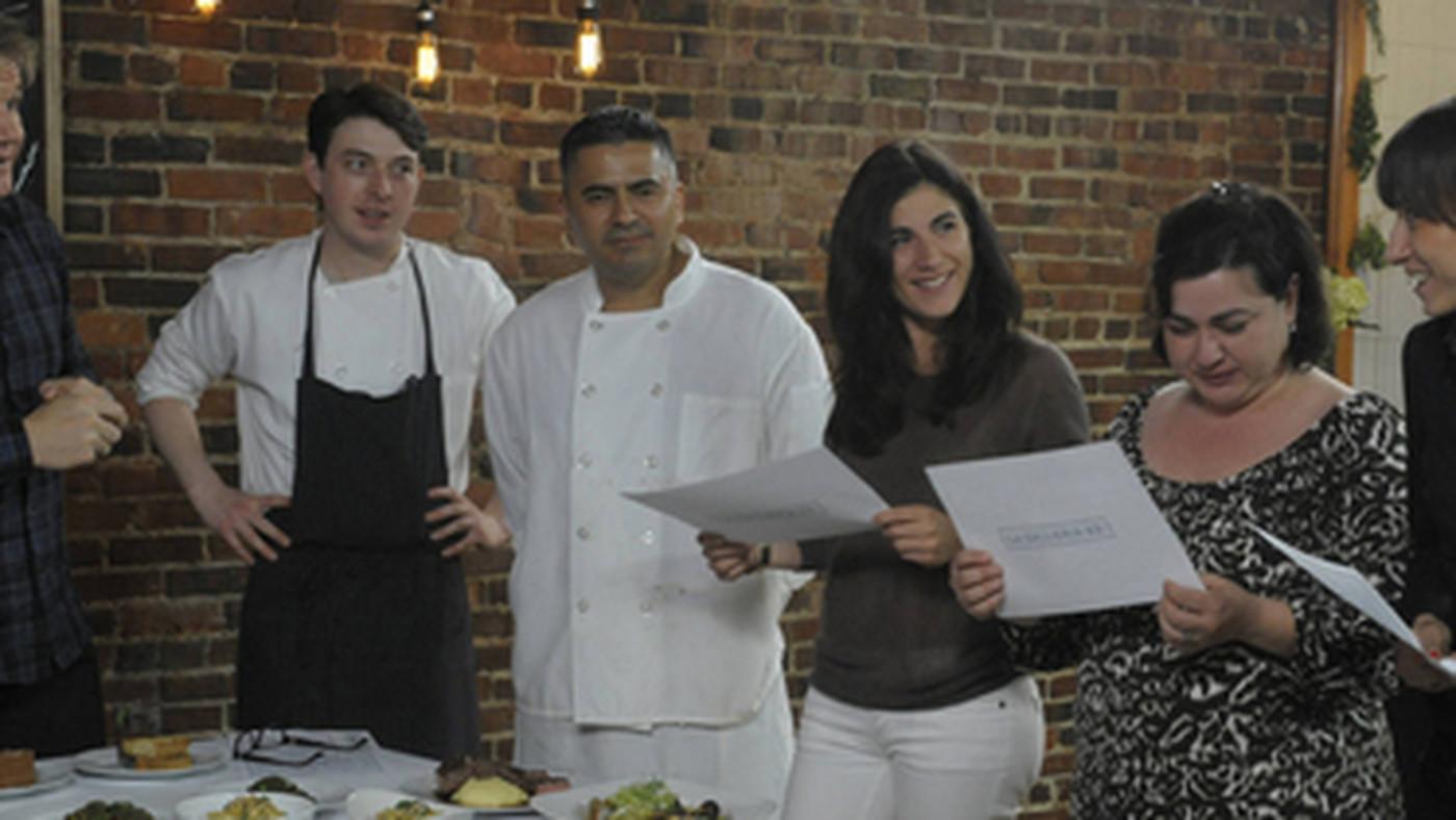 Redemption For La Galleria 33 On Kitchen Nightmares Eater Boston