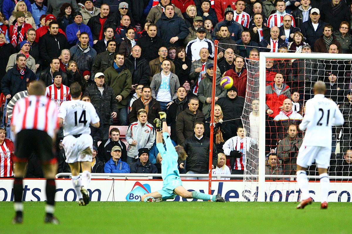 Soccer - Barclays Premier League - Sunderland v Bolton Wanderers - Stadium of Light