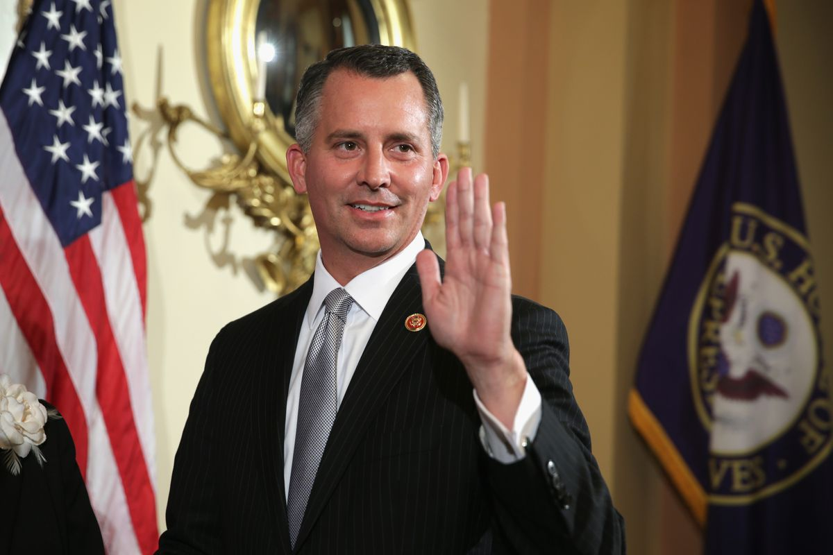 Washington's political process is broken, but Congress shouldn't mindlessly pass legislation, either. Photo of Rep. David Jolly, 2014.