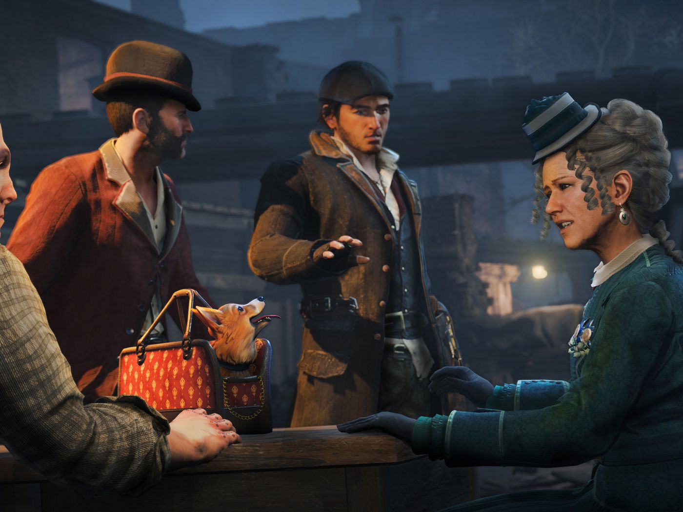 Assassin S Creed Syndicate Is Hiding A Huge Incredible Secret