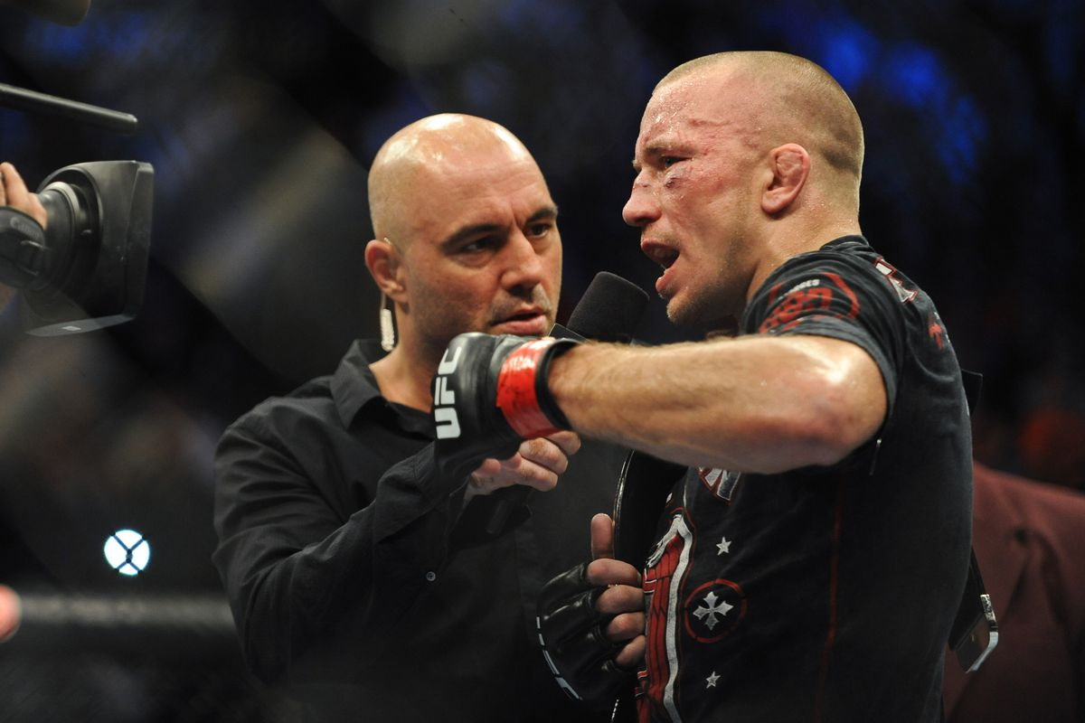 georges st pierre is not having a child and his dad is not dying according to team gsp rush however is being sued by his ex manager for a boatload of