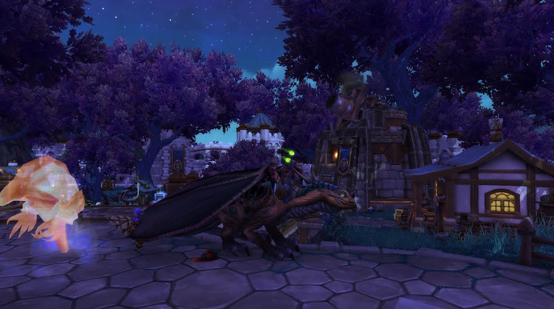 wow mount 2