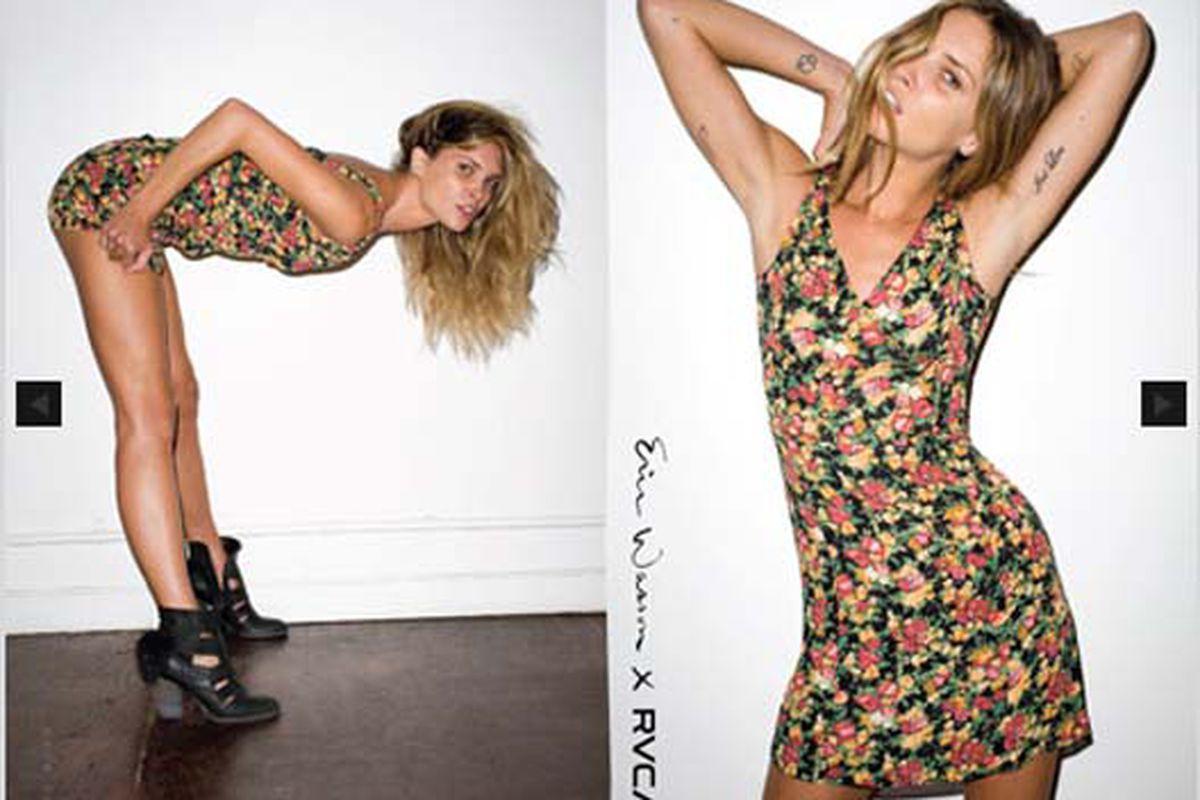 Is An Erin Wasson Clothing Auction In The Works Racked La