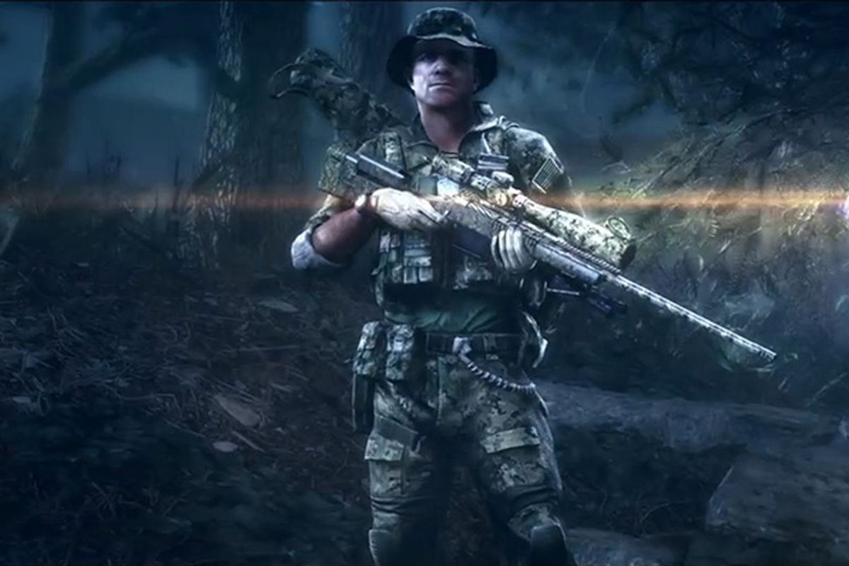 Medal of Honor Warfighter snipers