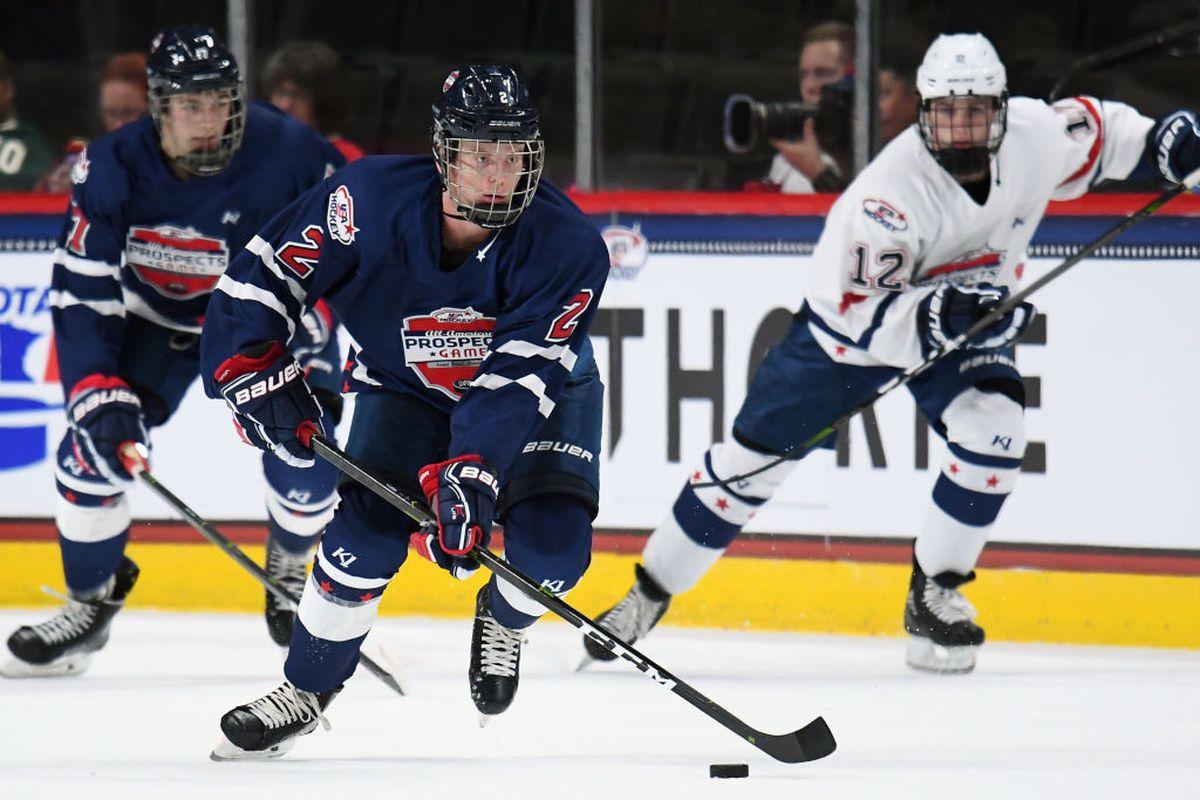 2019 NHL Entry Draft Prospect Profile: Cam York - Defending Big D
