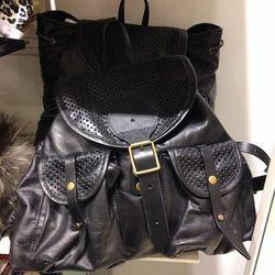 Jas MB backpack, $215 (originally $215)