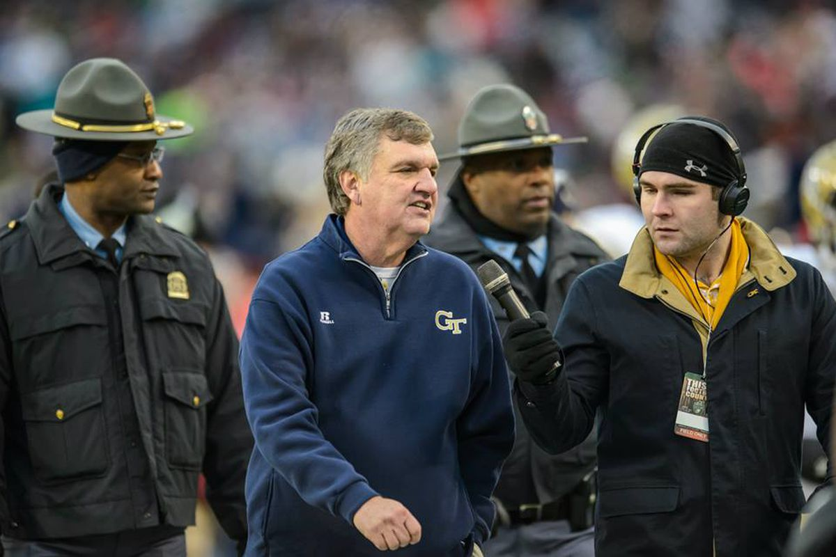 Sometimes, Paul Johnson gets tired of answering questions.