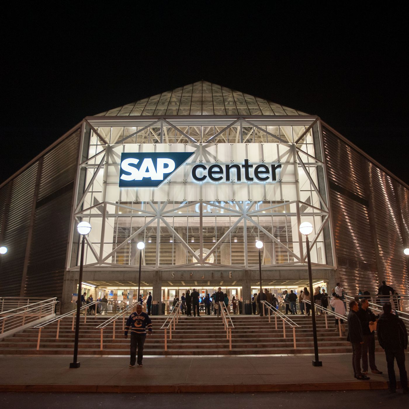 Bildresultat för SAP Center, San Jose