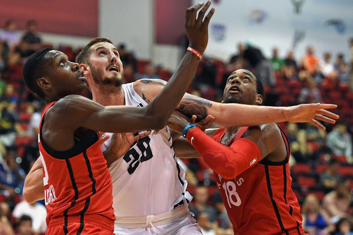 NBA: Summer League-Toronto Raptors at Denver Nuggets