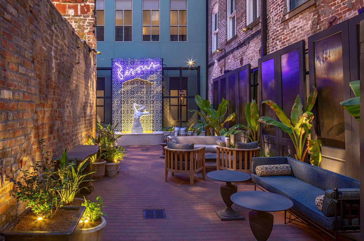 Eliza Jane Hotel by Hyatt opens in the CBD - Curbed New Orleans