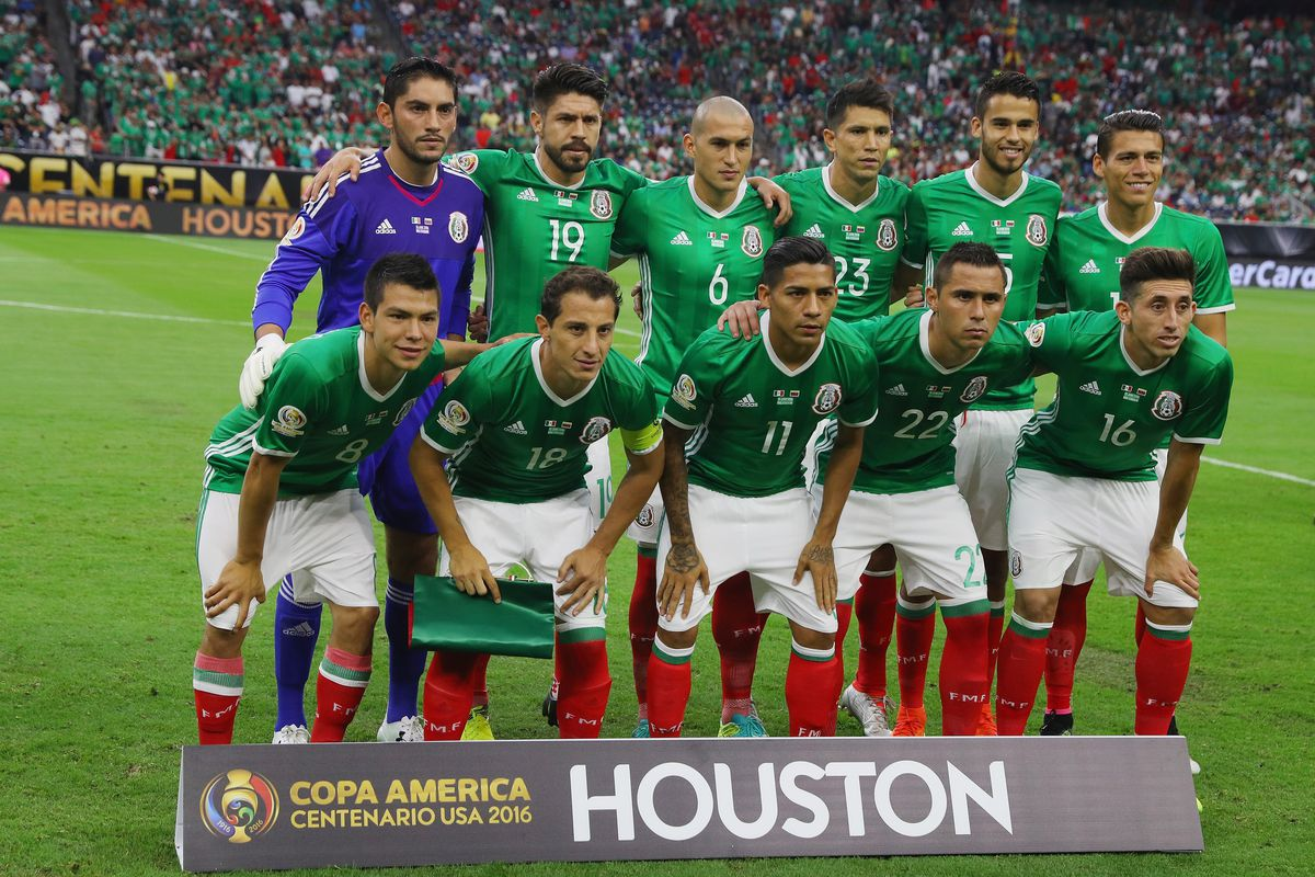 Mexico's Best and Worst World Cup Jerseys | Bleacher ...  |Mexico National Team Kit