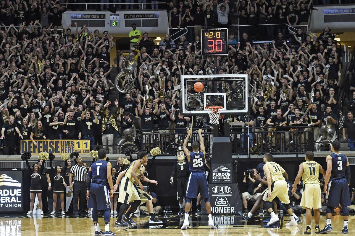 NCAA Basketball: Villanova at Purdue