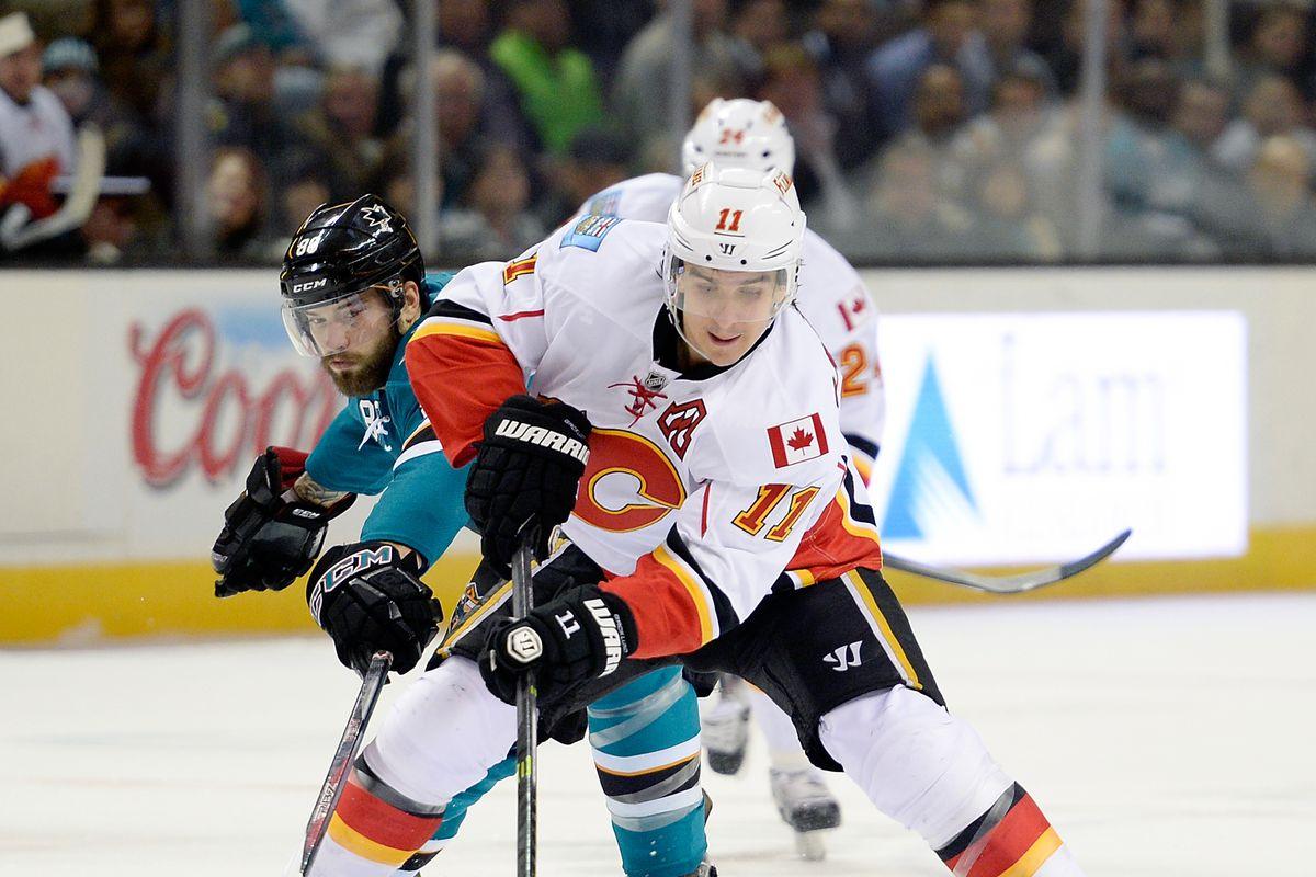 Calgary Flames v San Jose Sharks
