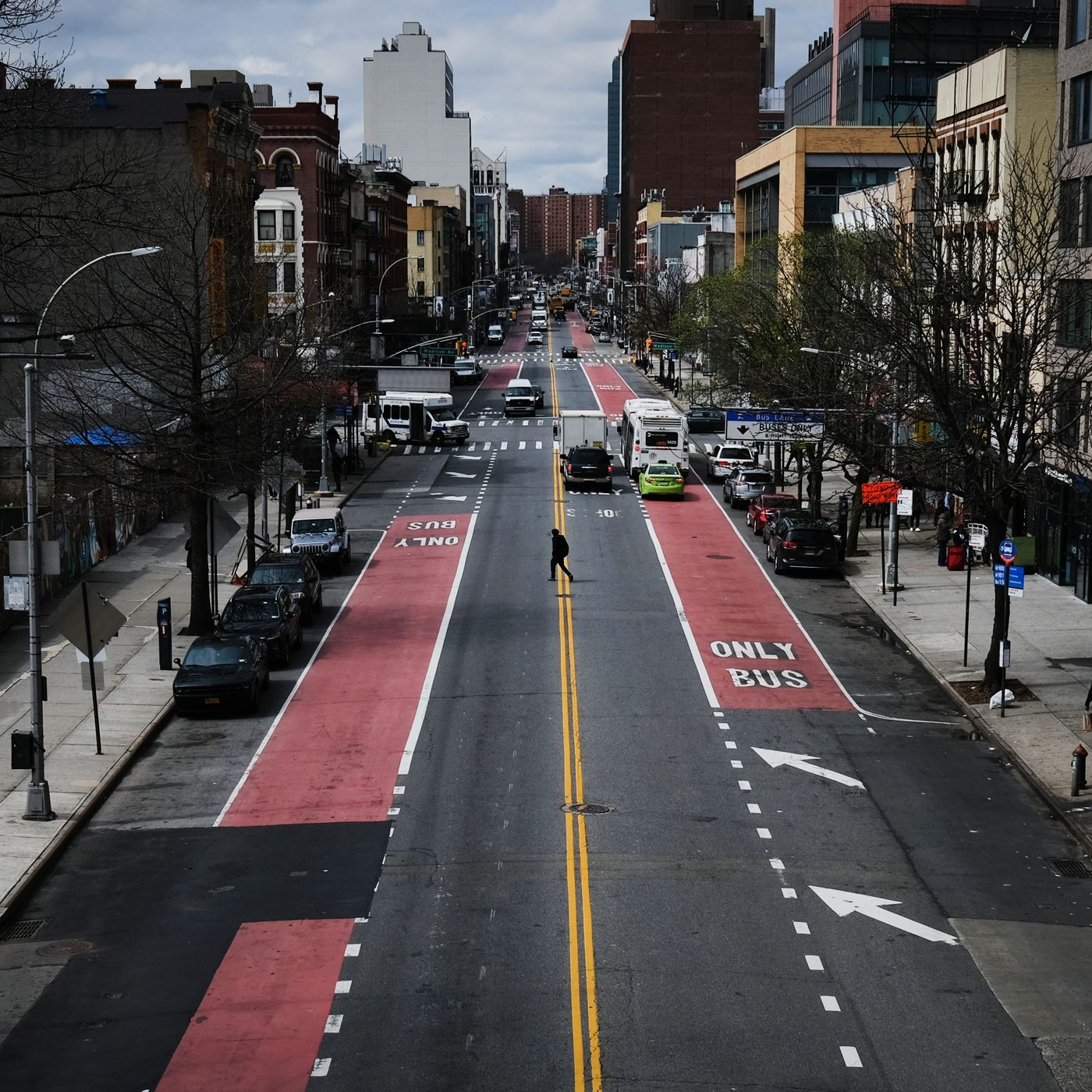 NYC will open up to 100 miles of streets to pedestrians - Curbed NY