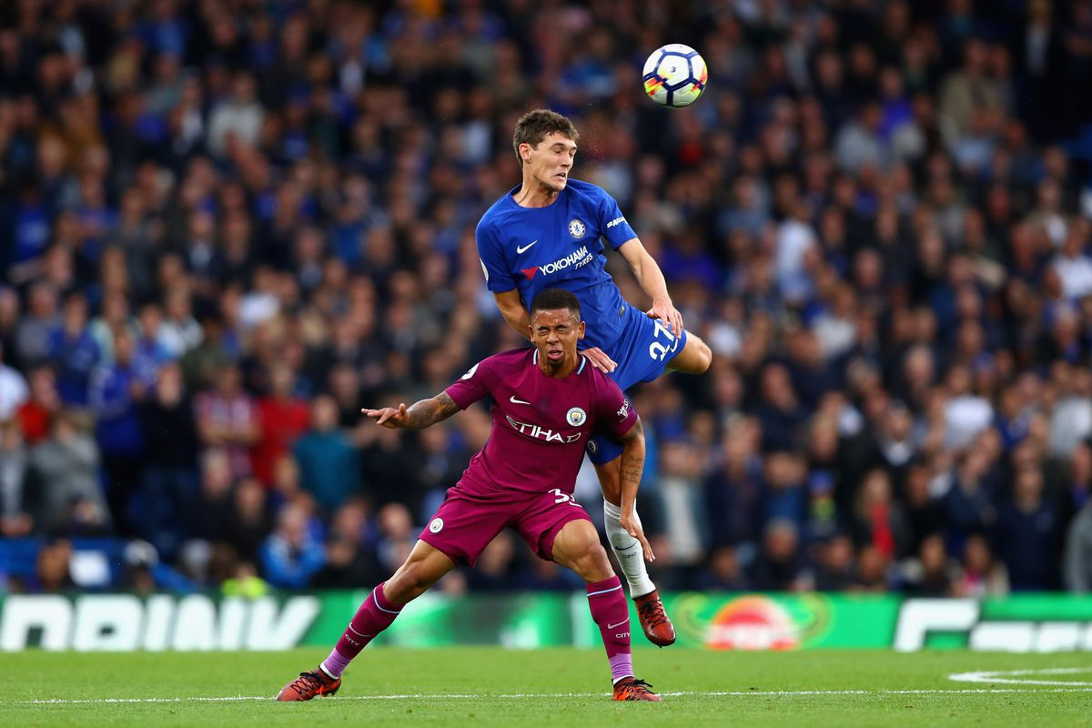 Chelsea 0-1 Manchester City, Player Ratings: Defensive ...