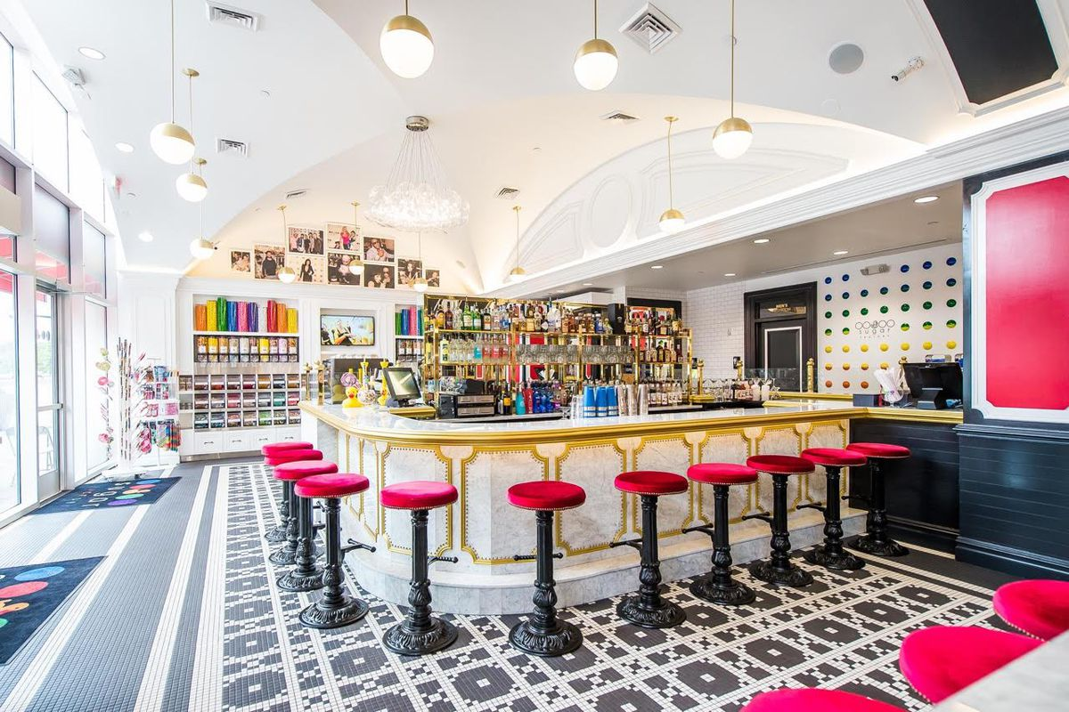 Celeb-Endorsed Sugar Factory Opens First Restaurant in Virginia, Plus More  Intel