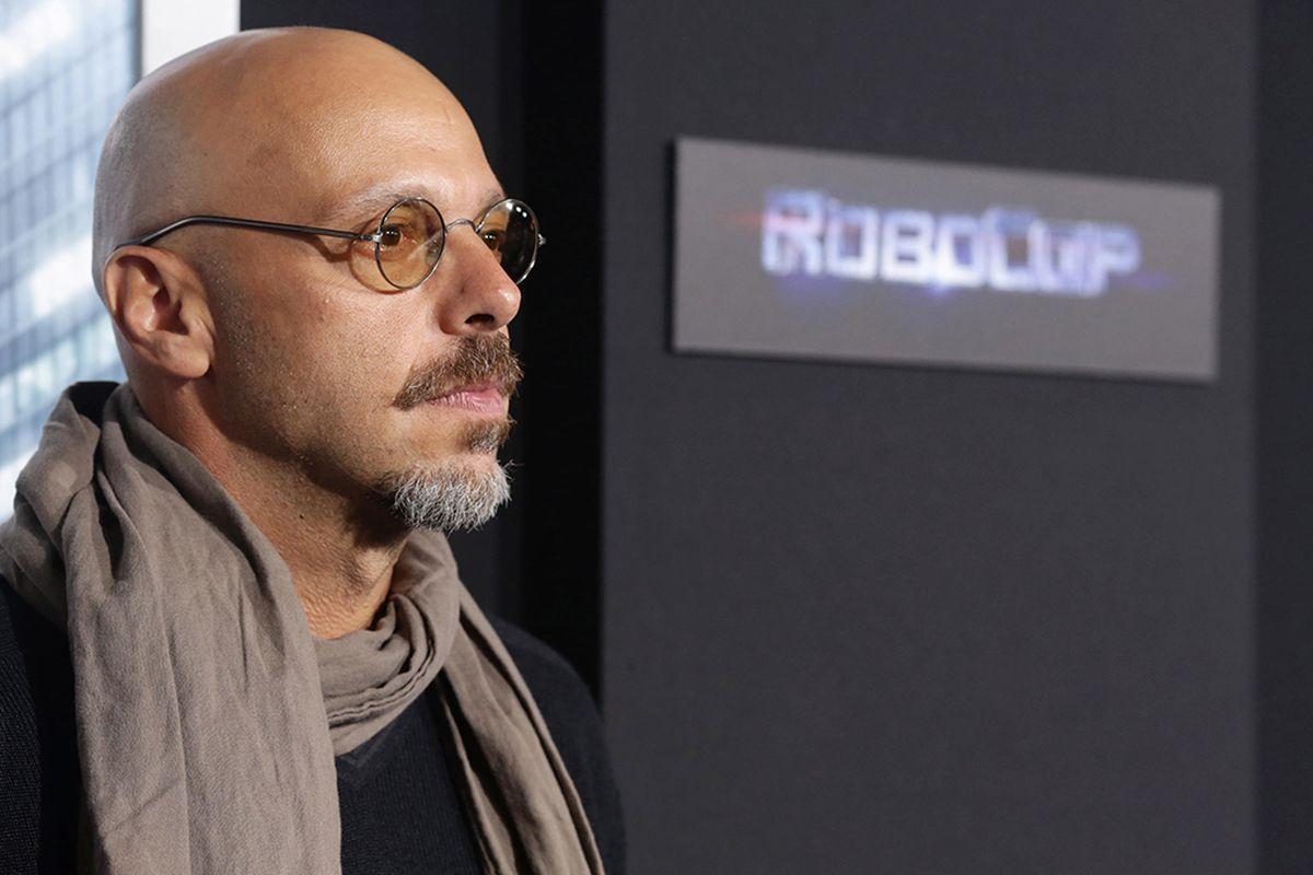 José Padilha - RoboCop premiere (SONY PICTURES ENTERTAINMENT)