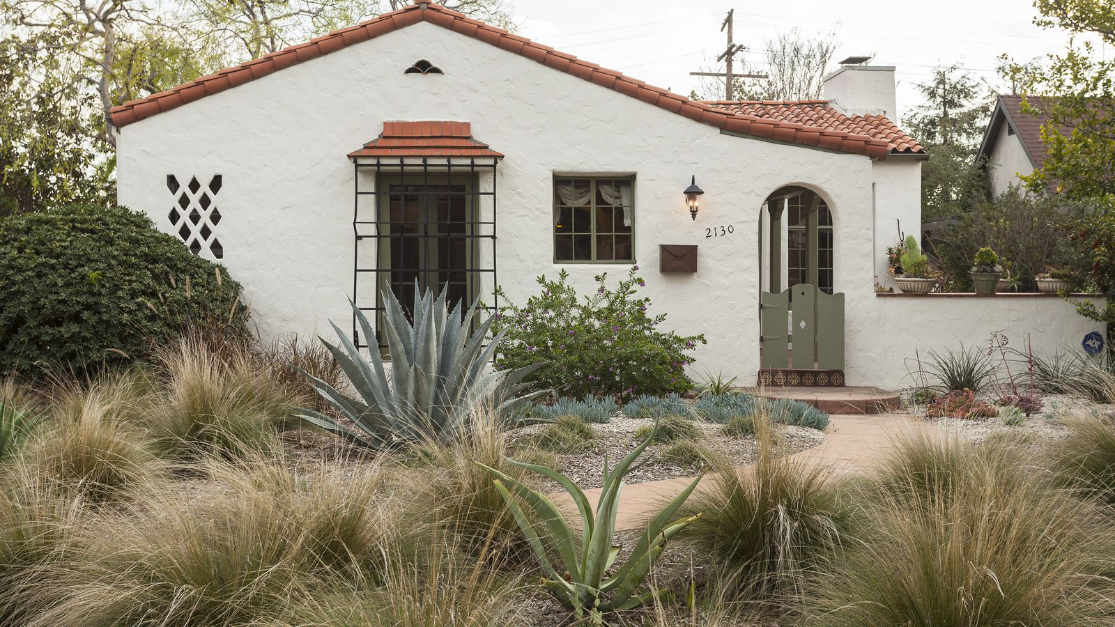 Bidding For Adorable Spanish Style In Pasadena Will Start