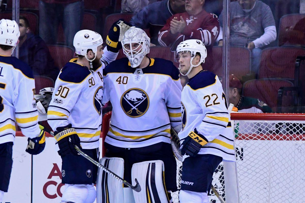 NHL: Buffalo Sabres at Arizona Coyotes