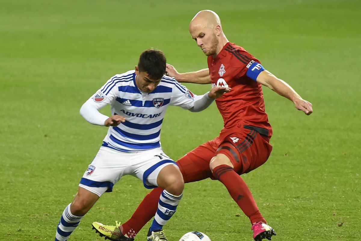 MLS: FC Dallas at Toronto FC