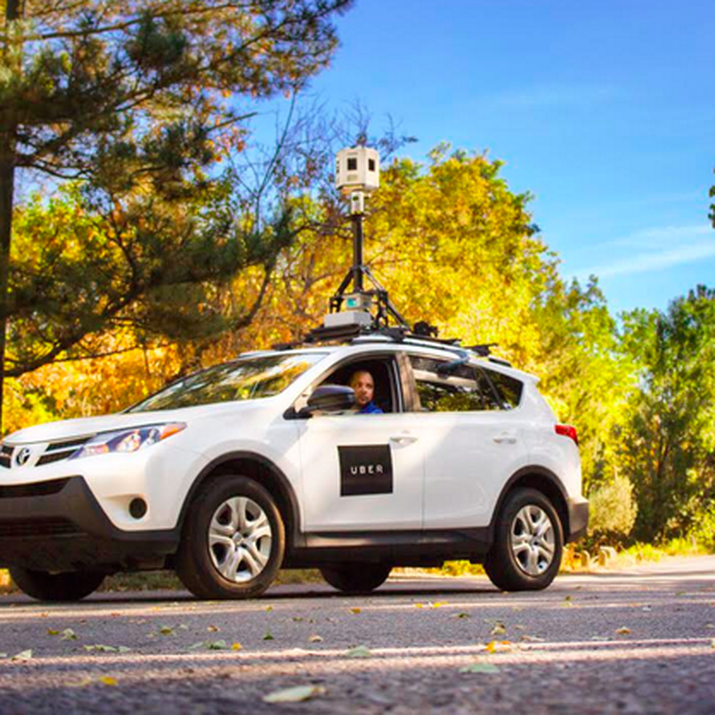 Uber Is Using Microsofts Old Fleet Of Bing Cars To Improve Its Maps