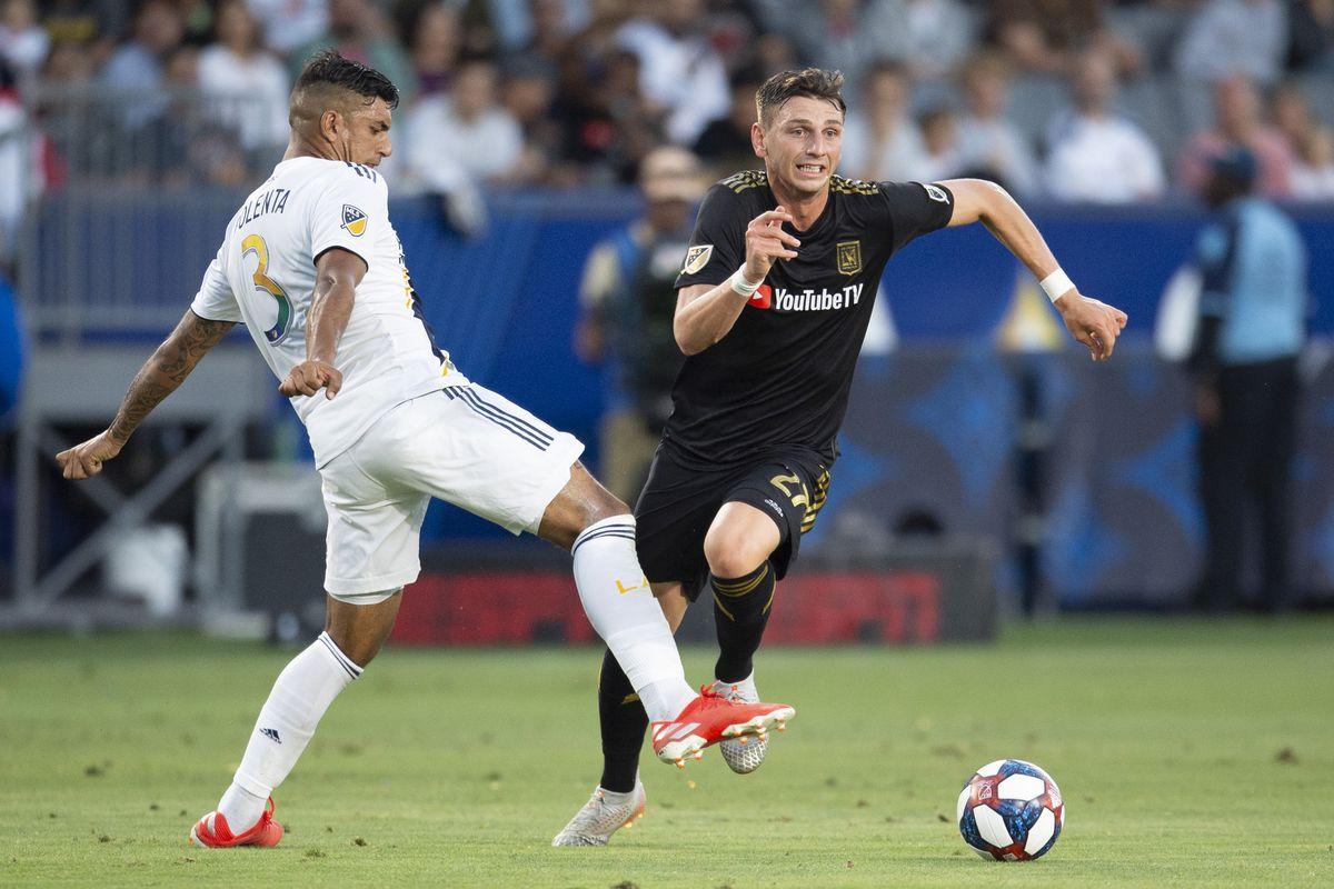 MLS: Los Angeles FC at LA Galaxy
